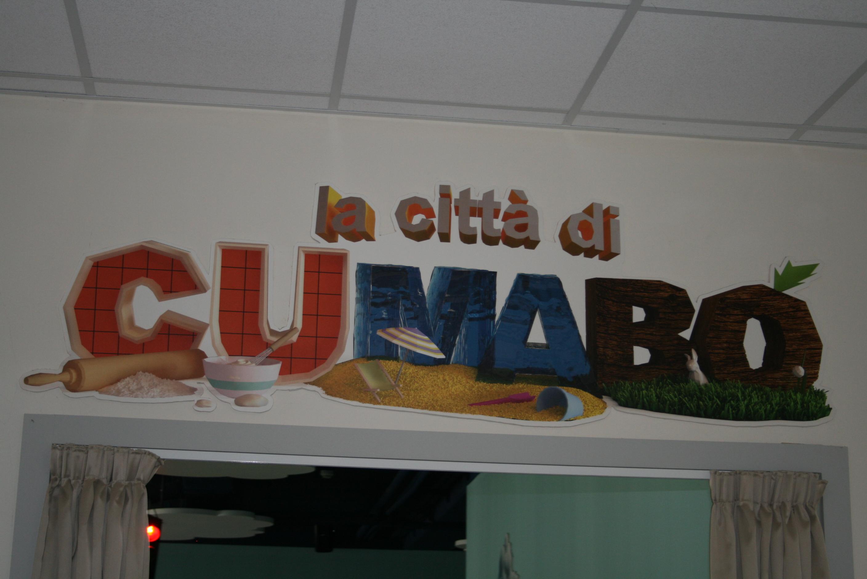 La città di Cumabò !