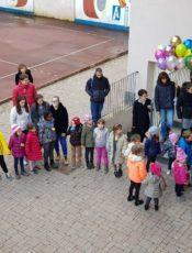 Inaugurazione della ludoteca
